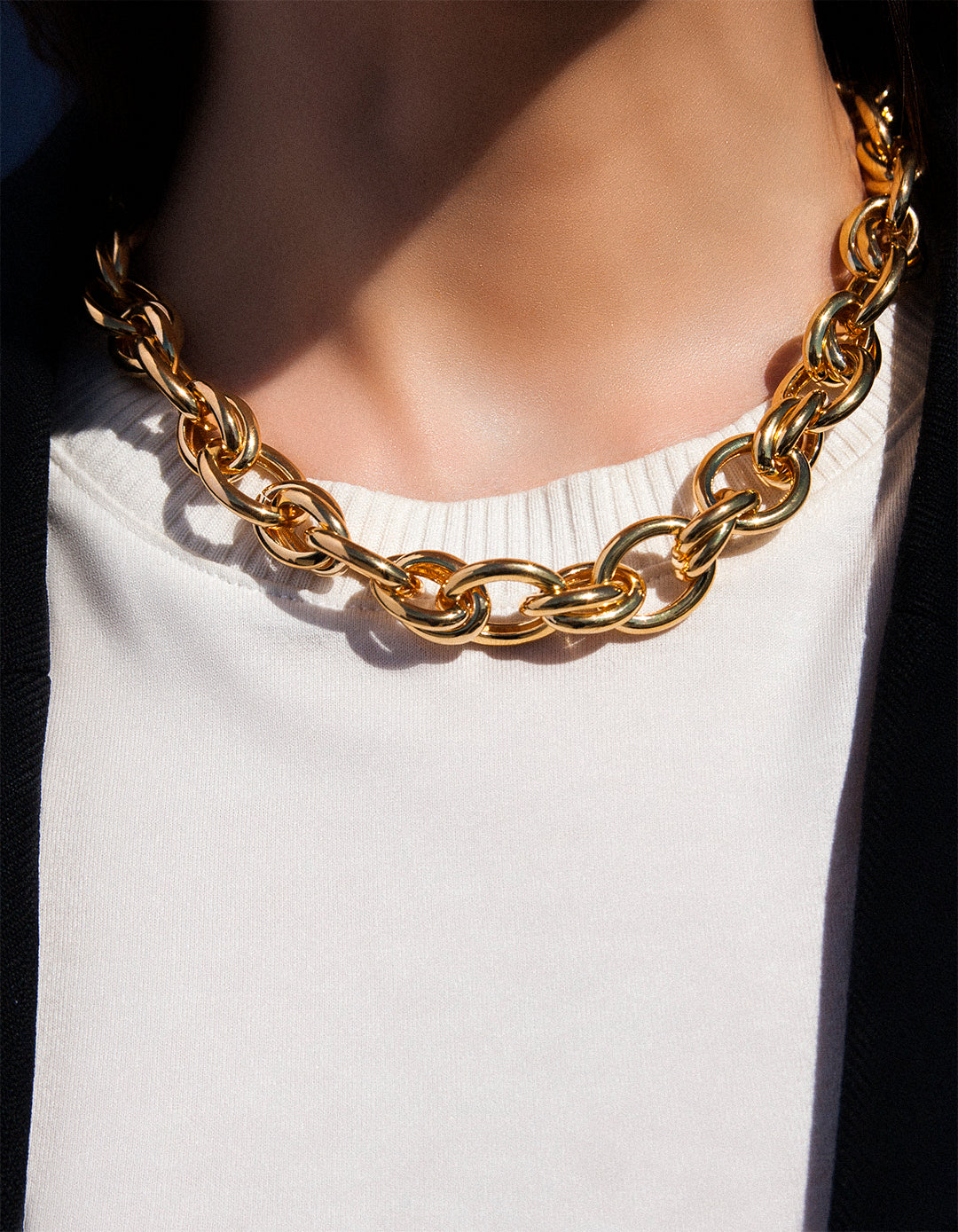 Timeless Chain Necklace - Charlotte Bonde