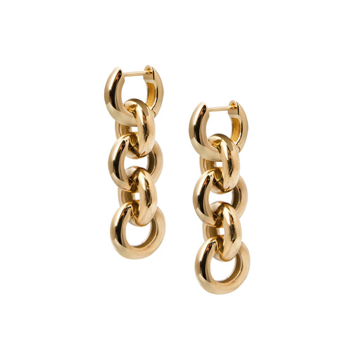 Timeless Chain Earrings - Charlotte Bonde