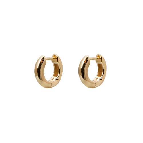Timeless Tiny Hoops - Charlotte Bonde