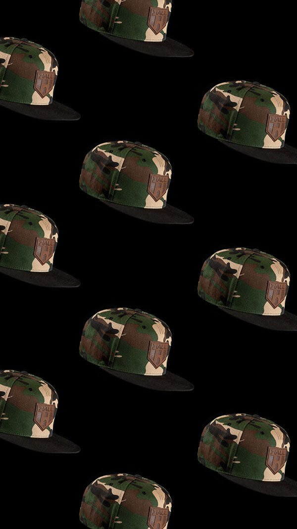 Another Killer Camo Cap!