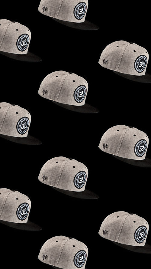Our Om Snapback - Ready & Waiting For You