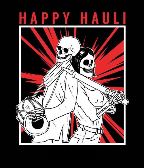 Happy Hauli Hauligans!