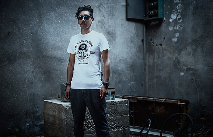 Rakshasha Graphic Tshirt by Haul Apparel Quality Streetwear Apparel