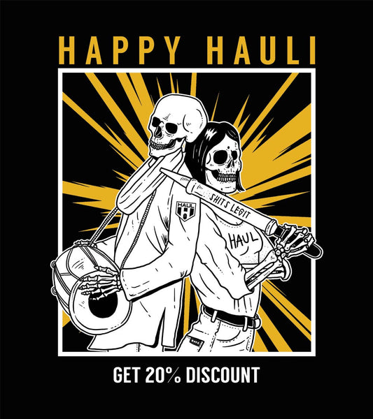 Haul Apparel WIshes Happy Holi With 20% Discount in India & Nepal