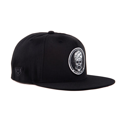 Buy Skull Stache Snapback Hats in India by Haul Apparel