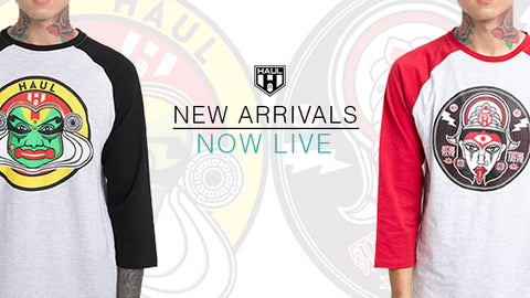 New arrivals bringing back our best