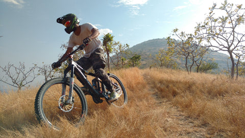 Ajay Padval MTB In Pune. MTB in India