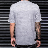 Off White Round Neck T-shirts - Haul Apparel