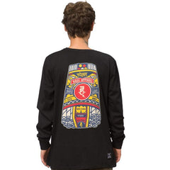 Beedi Packet Long Sleeve T-Shirt