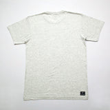 Grey Tshirt White Background Haul Apparel Streetwear