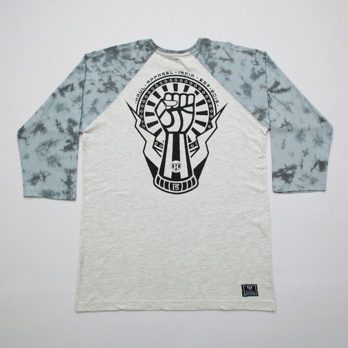 POWER OF LEFT HAND FOR CREATIVITY SHOP ONLINE FOR BASEBALL TSHIRT IN PUNE ( HAUL APPAREL )