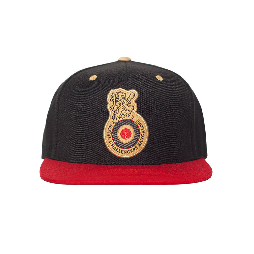 RCB X Haul Cricket Snapback Hat