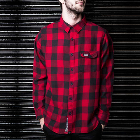 Shop Online for Quality Flannel Shirts in India ( Haul Apparel ) Skate & Surf Wear
