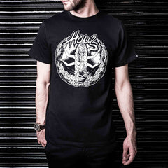 Maha Tantra T-Shirt (Black) - Haul Apparel India