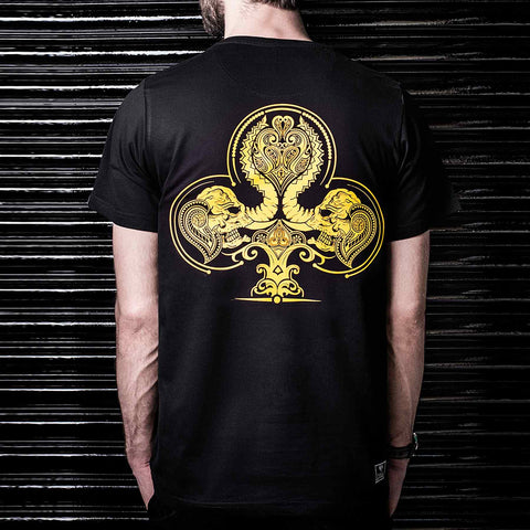 Buy Clubs half sleeves T-shirt in India, Shop Online for branded Printed T-Shirts & Streetwear.