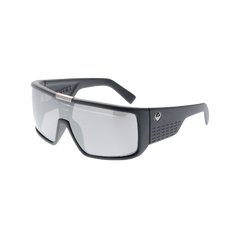 Dragon Alliance Matte Black Silver Ion Domo Sunglasses
