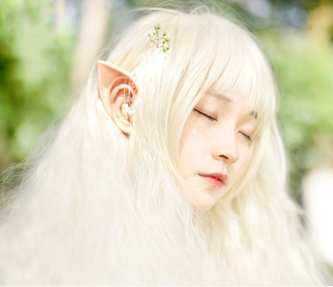 Elf Fairy Ears Earphones