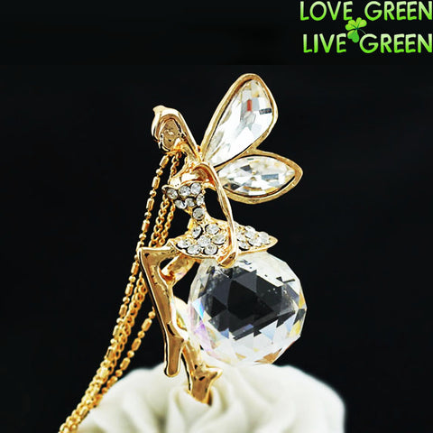 fairy Pendant  Necklace for women