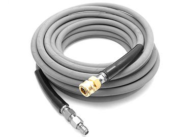 MTM Hydro Gray 4,000 PSI Kobrajet Hose  with QC Upgrades