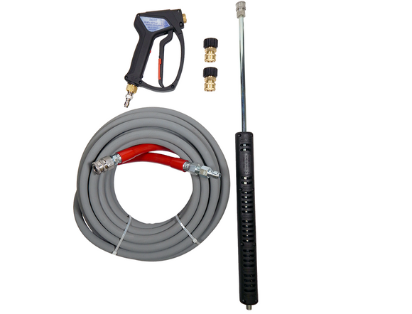 Premium MTM Kit 14 Hot Pro  - 50' 6,000 PSI #43.0024