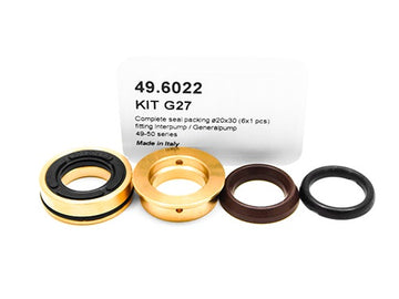 Veloci Replacement Pump Kit for GP Kit 27