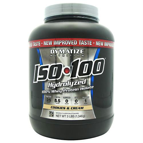 Dymatize Iso-100 Cookies & Cream