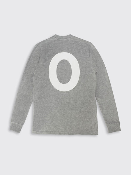 Pavel Long Sleeve (Grey Melange)