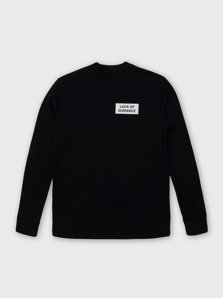 Roy Long Sleeve (Navy)
