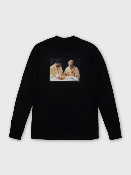 Frank Long Sleeve (Black)