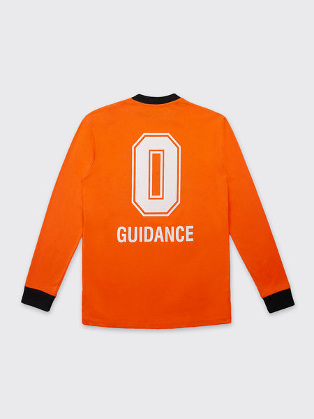 Marco Long Sleeve (Orange)