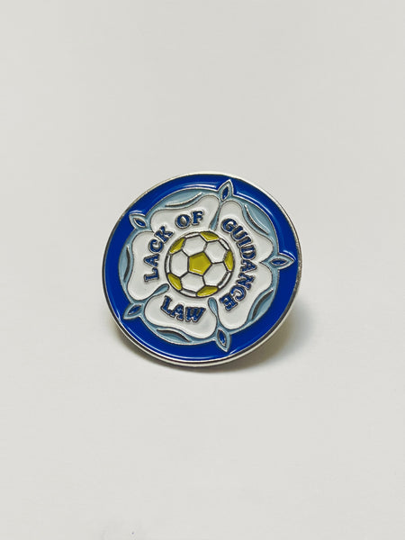 Tony Pin Badge