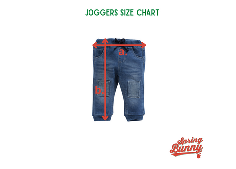 Joggers Size
