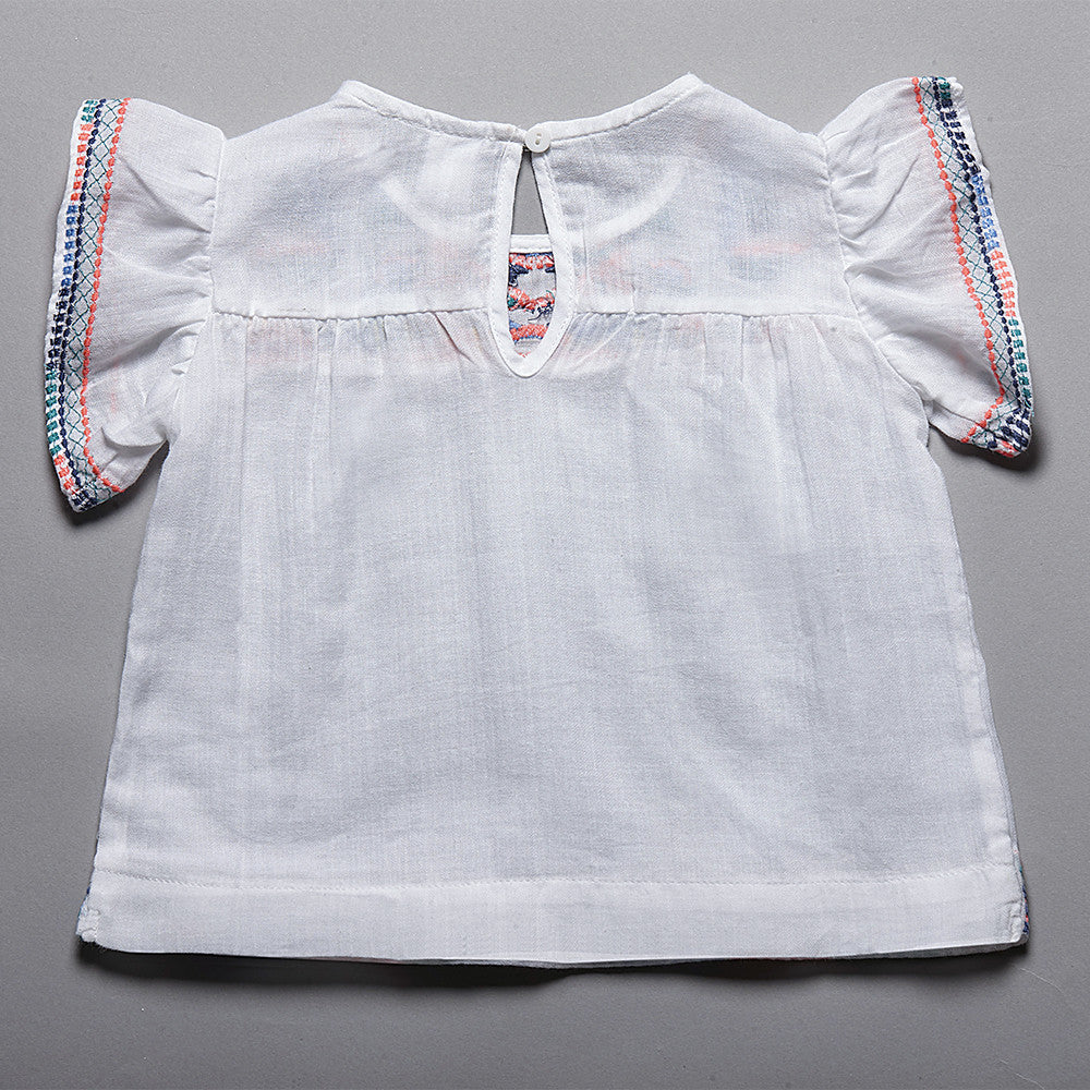 Toddler Girl 'Emma' Top