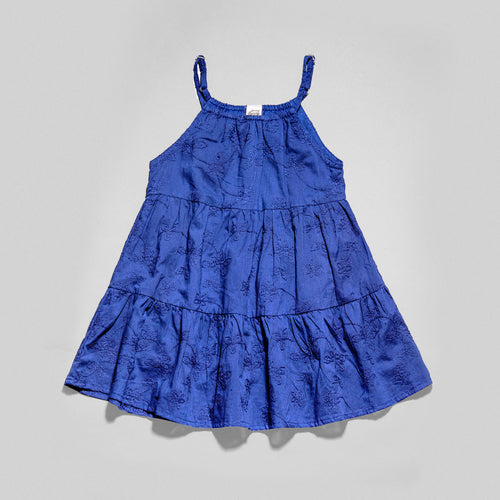 Toddler Girl 'Flower Power' Dress