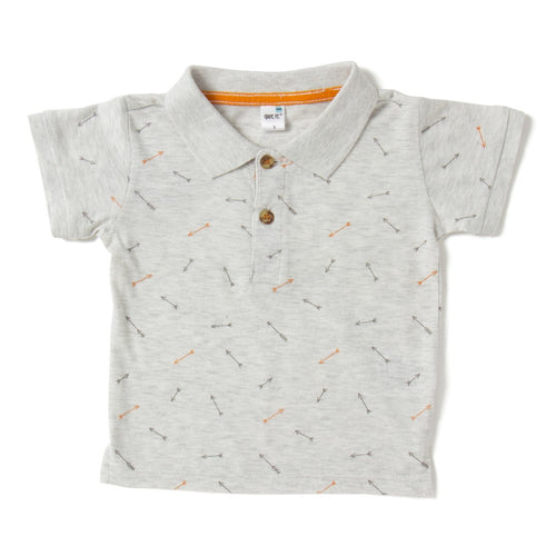 Toddler Boy 'Lone-Ranger' Polo T-shirt