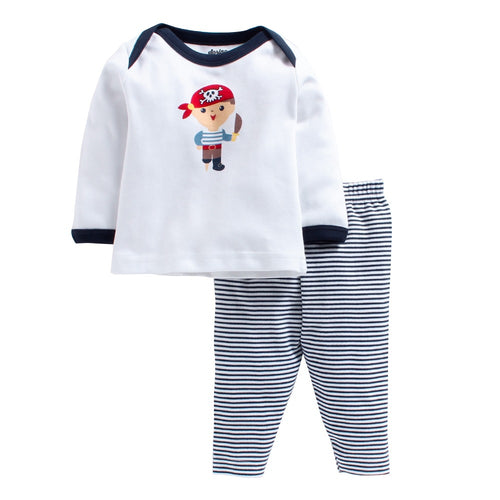 Baby Boy 'Anchor' Pyjama Set