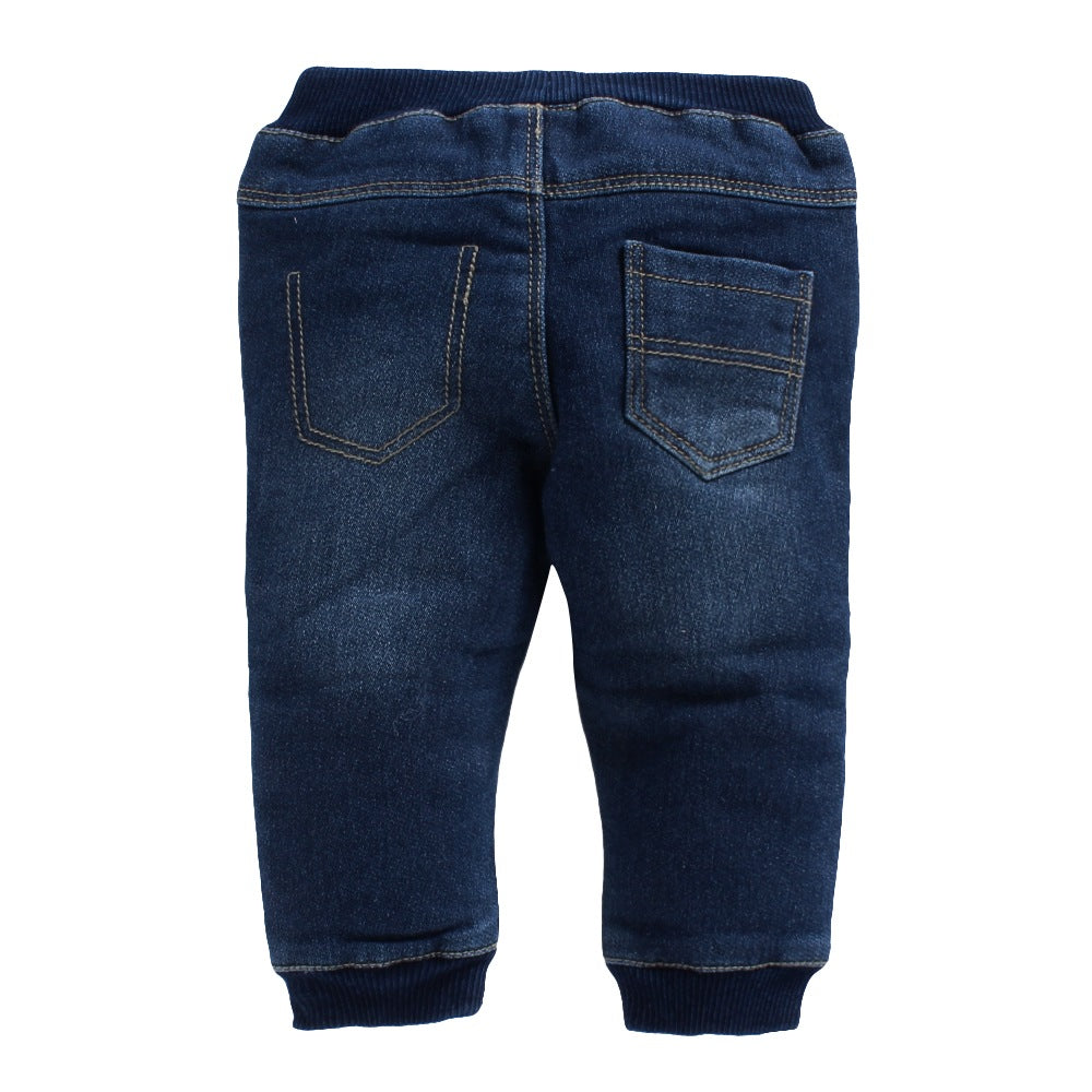 Baby Boy 'Tom' Denim Joggers