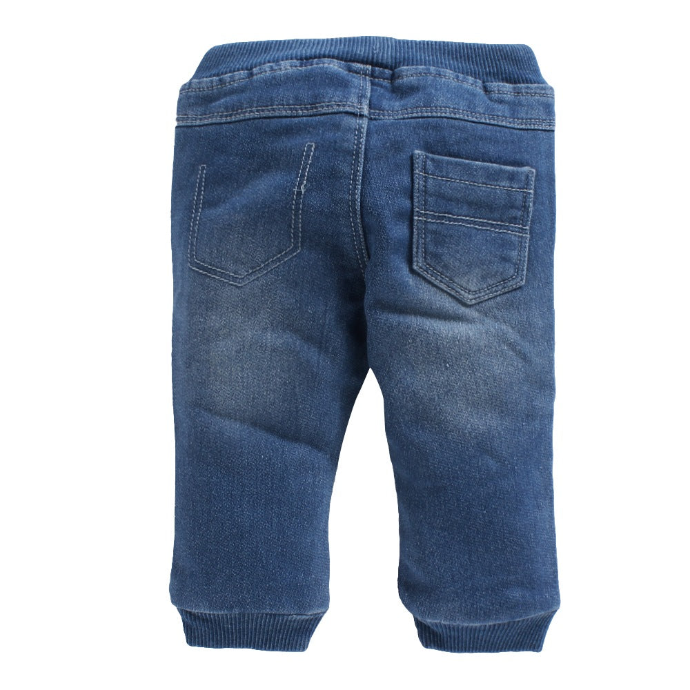 Baby Boy 'Jordan' Denim Joggers