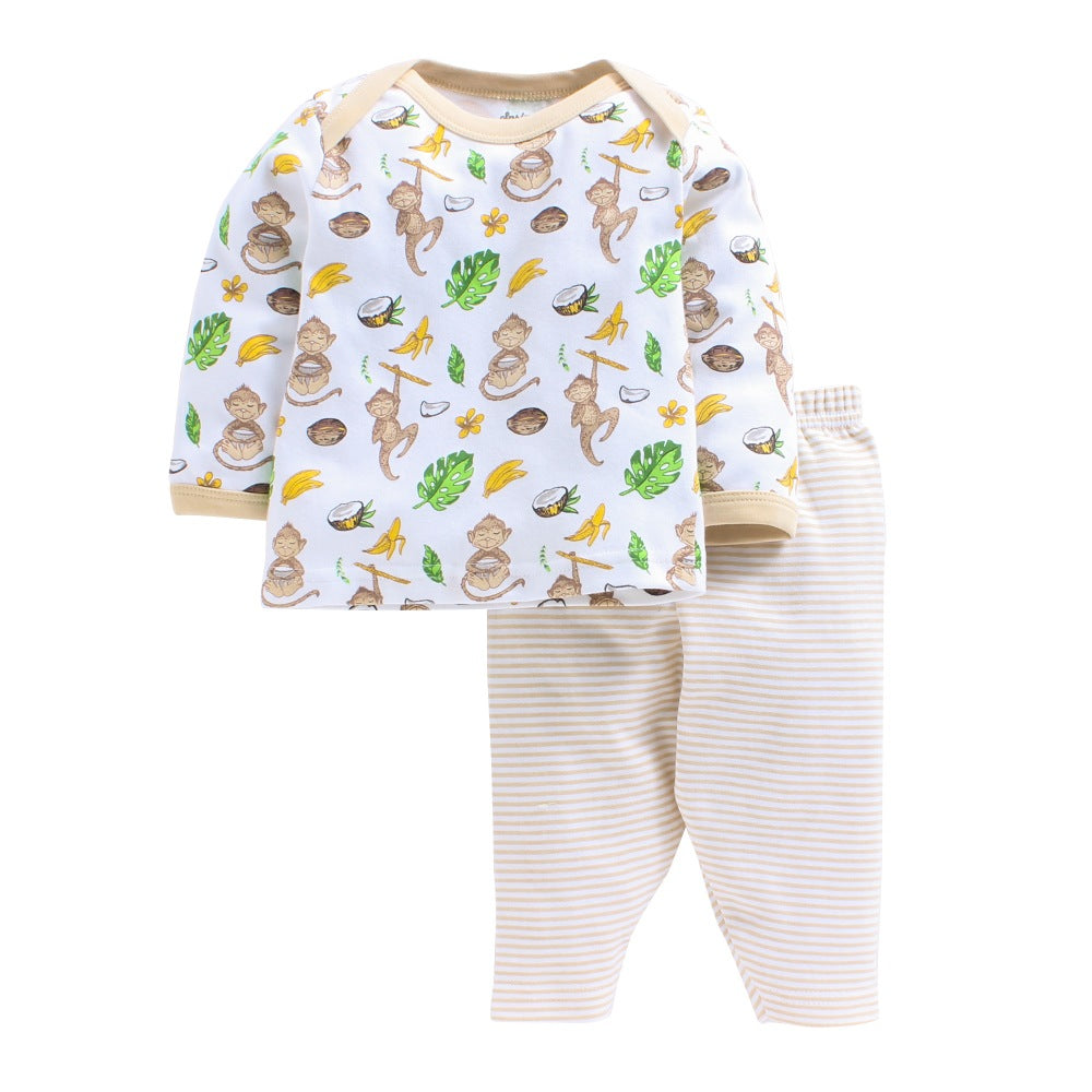 Baby Girl 'Coconut' Pyjama Set