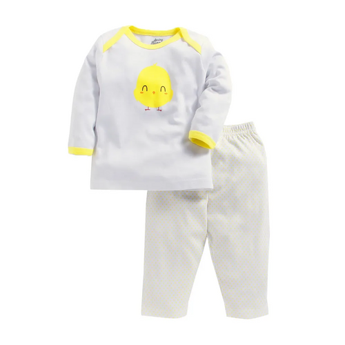 Toddler Girl 'Chic' Cotton Pyjama Set