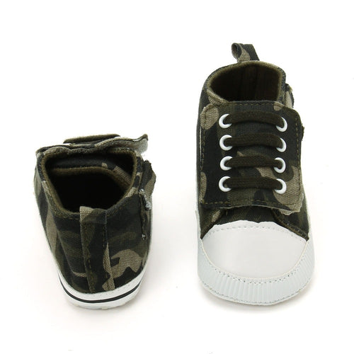 Baby Boy 'Bugzy'  Shoes