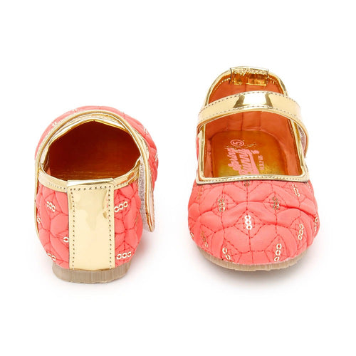 Toddler Girl 'Cynthia' Pink Mary Jane Shoes