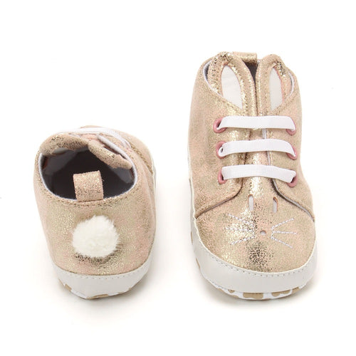 Baby Girl 'Buddy' Shoes