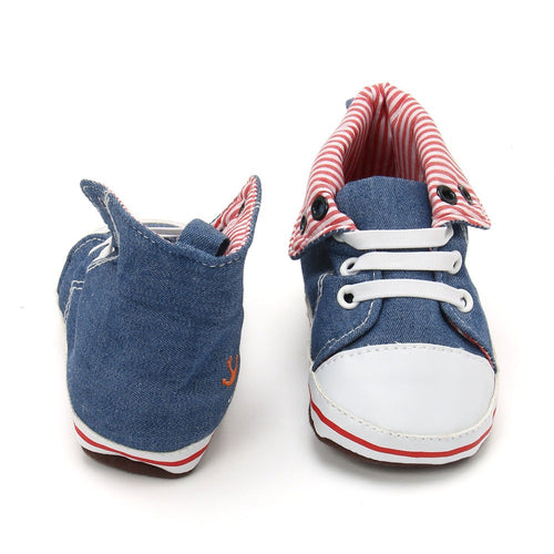 Baby Boy 'Jean'  Shoes