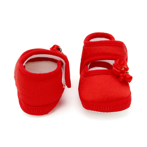 Baby Girl 'Fairy Red' Shoes