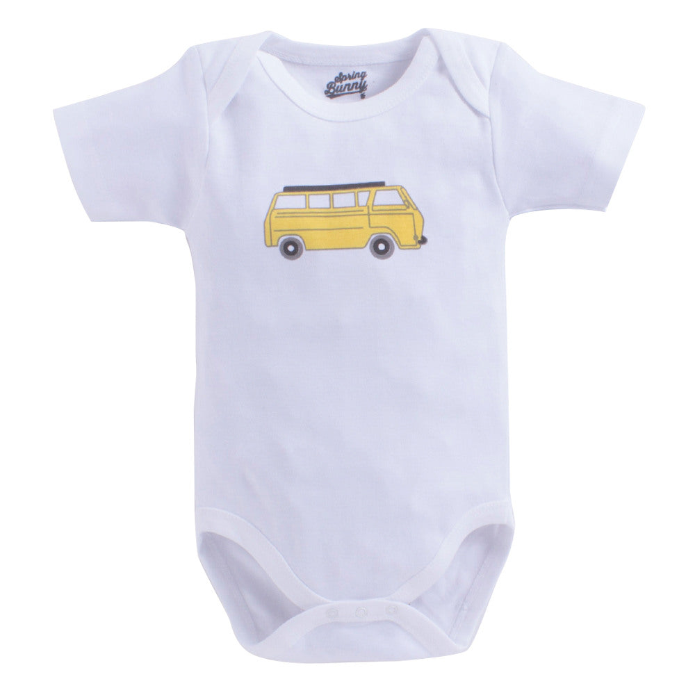Baby Boy 'Surf's Up' Onesie Set of 3