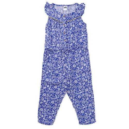 Baby Girl 'Cutie Pie' Jumpsuit