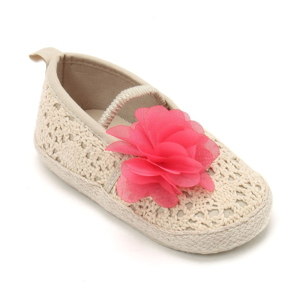 Baby Girl Marie Crochet Shoes Springbunny