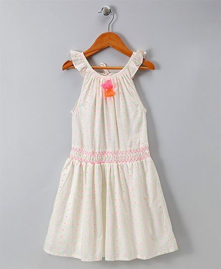 Toddler Girl 'Aariana' Dress