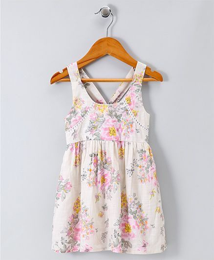 Baby Girl 'Adorable Art' Dress